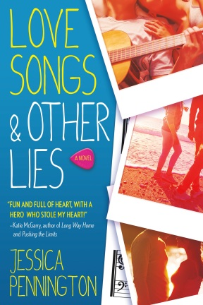 Love Songs & Other Lies Cover