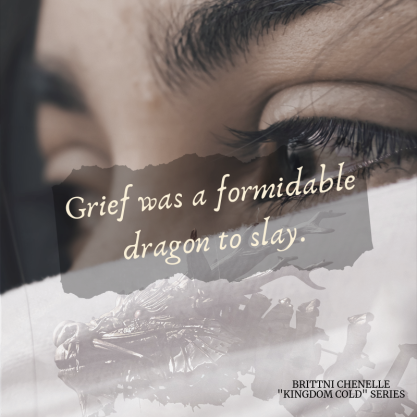 Grief was a formidable dragon to slay.